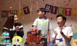 Sau lời chúc và tiệc riêng, Hồ Ngọc Hà - Cường Đô La tái hợp trong dịp sinh nhật của con trai Subeo