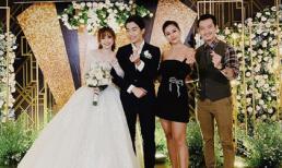 Hình ảnh đám cưới tại TP HCM của Hot Youtuber Cris Phan và Mai Quỳnh Anh