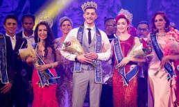 Khoảnh khắc vỡ òa của nam vương và Hoa hậu trong đêm chung kết Ms & Mr Golden Sea International Beauty Pageant 2019