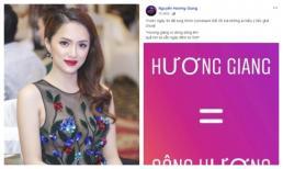 Dân mạng bật ngửa thán phục khi phát hiện Hoa hậu Hương Giang là thánh phán đề văn năm nay