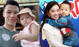 Ly Kute khoe ảnh thẻ của con trai, đội trưởng ĐT Việt Nam liền nhận ngay làm con rể và đây là phản ứng từ cựu hotgirl