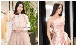 Hoa hậu Phương Khánh thử váy đẹp chấm thi Hoa hậu Trái đất Mỹ 2019