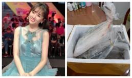 Bất ngờ với món quà fan ruột đều đặn gửi tặng Hari Won hàng năm