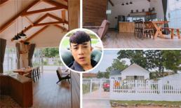 Khám phá nhà vườn 1000m2 của Thịnh Ngựa phim 'Mê cung' ở Tam Đảo
