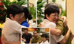 MC Thảo Vân bật khóc khi gặp bố mẹ chồng cũ, tận hưởng khoảnh khắc hiếm hoi
