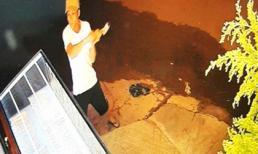 Gã đàn ông dùng búa cướp vàng trong 5 giây ở Đắk Lắk bị camera ghi hình