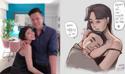 Yumi Dương chia sẻ quan điểm để cuộc sống hôn nhân hạnh phúc, tránh đổ vỡ