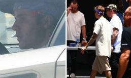 Justin Bieber bình thản lộ diện sau vụ đại chiến với Taylor Swift, bị nghi ngờ ngoại tình