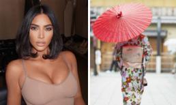 Bị Nhật Bản phản đối kịch liệt, Kim Kardashian ngậm ngùi làm điều này với dòng nội y định hình mới