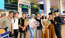 Trở về từ Nga, Khánh Thi bị lừa tiền và thất lạc 4 vali hành lí kí gửi