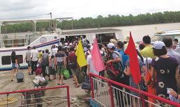 Bão số 2 áp sát đất liền, Quảng Ninh - Hải Phòng cấm mọi hoạt động đường thuỷ