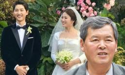 Bố Song Joong Ki đau lòng đến mức chỉ nằm nhà, tránh gặp bạn bè vì con trai ly dị