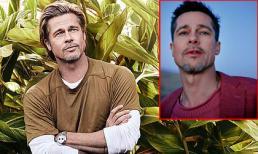 Sau 2 năm mắt ngấn lệ u sầu, Brad Pitt mới dám chụp ảnh tạp chí và diện mạo khác biệt khiến ai cũng ngỡ ngàng