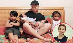 Vất vả nuôi 4 con, chỉ động thái nhỏ của Tăng Thanh Hà cũng đủ tiếp thêm sức mạnh cho NTK Đỗ Mạnh Cường