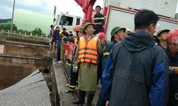 Bão số 2 đổ bộ vào đất liền, 2 người chết do sạt lở đường ở Thanh Hóa