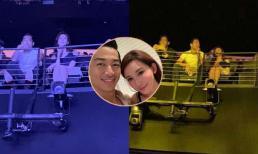 Lâm Chí Linh và Akira lần đầu lộ diện bên nhau sau khi tuyên bố kết hôn