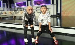 Nguyễn Hải Phong khoe con trai 7 tuổi đa tài ở Bố là số 1
