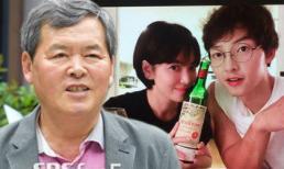 Tiết lộ tin nhắn đặc biệt bố Song Joong Ki gửi bạn bè sau cú sốc tâm lý vì chuyện con trai ly dị