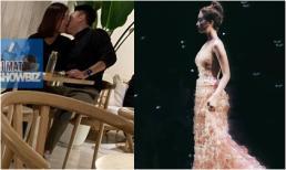 Hoa hậu Mỹ Linh rạng rỡ diễn thời trang sau khi lộ ảnh hôn bạn trai cũ Á hậu Tú Anh