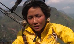Cuộc đua kì thú - Tập 1: Bình An vượt qua bệnh sợ độ cao, H'Hen Niê – Kỳ Duyên leo núi 'ngon lành'