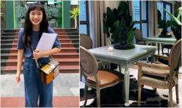 Không chỉ xinh đẹp, sành điệu - Châu Bùi còn kiếm tiền giỏi khi tậu nhà riêng tại Sài Gòn ở tuổi 22