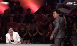 Tuấn Trần 'thả thính' bất chấp người bí ẩn khiến Trấn Thành cầm ghế doạ ném