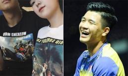 Chỉ bằng động thái nhỏ, cầu thủ Hà Đức Chinh chính thức công khai người yêu nóng bỏng