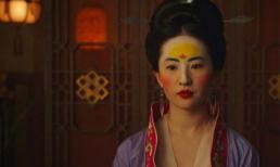 Tạo hình như 'kỹ nữ' của Lưu Diệc Phi trong Hoa Mộc Lan gây bão MXH