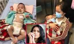 Con trai ca sĩ Minh Hiền đứng giữa ranh giới sinh tử vì mắc bệnh hiếm, Thanh Lam kêu gọi sao Việt và fan giúp đỡ