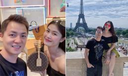 'Chơi lớn' như Đăng Khôi, tặng vợ hẳn một chuyến du lịch và hàng hiệu 'khủng' nhân dịp sinh nhật
