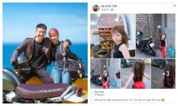 Khởi My khiến fan lập tức đồn đoán có ý định sinh con chỉ vì chia sẻ ảnh của con Elly Trần