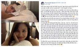 Sau cưới ít lâu, Phương Mai kể chuyện từ 'mèo hoang' thành 'mèo ngoan' và thói quen 'bệnh hoạn' của hai vợ chồng