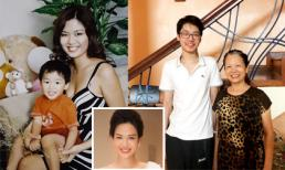 'Nịnh nát lưỡi' con trai Hoa hậu Thu Thủy mới chịu lên sóng, chiều cao khiến nhiều người trầm trồ