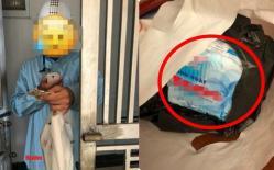 Shipper ship thêm cho khách hàng một bịch băng vệ sinh, biết lí do ai cũng gật gù khen ngợi