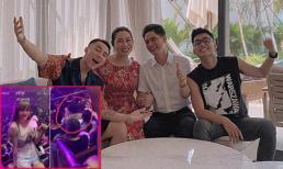 Sơn Tùng check-in trong kỳ nghỉ bên gia đình nhưng lại bị nghi ngờ cùng Thiều Bảo Trâm sang Thái Lan