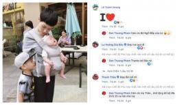 Trà My Idol tiết lộ góc khuất của bà mẹ hai con nhưng Hà Tăng và hội bạn lại xuýt xoa ngợi khen