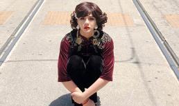 'Bà 5 Bống' Duy Khánh 'lầy lội' trên đường phố Mỹ