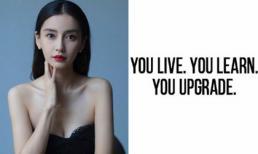 Angelababy có động thái lạ, vô tình tố giác hôn nhân với Huỳnh Hiểu Minh đang trên bờ vực thẳm