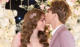Trực tiếp đám cưới Thu Thủy: Cô dâu xinh như công chúa tình tứ bên chú rể kém 10 tuổi