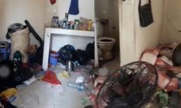 Kinh hãi căn phòng trọ 'ngập' trong rác của 2 nam sinh đại học