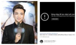 Soobin Hoàng Sơn chấp nhận mất trending youtube để bảo vệ thông điệp chống bạo hành