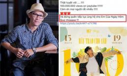 Sao Việt 18/7/2019: Biên đạo múa Hữu Trị qua đời vì ngã từ lầu 13 xuống; Sơn Tùng chúc mừng MV mới đạt 100 triệu view nhưng viết nhầm ca khúc