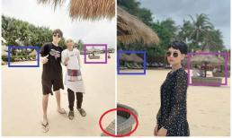 Sau bằng chứng chụp ảnh cho nhau, Hiền Hồ - Bùi Anh Tuấn tiếp tục lộ ảnh du lịch chung