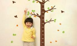 5 cách tăng chiều cao tối đa cho trẻ nhỏ mà người làm cha mẹ phải biết