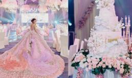 Ái nữ nhà giàu tổ chức tiệc sinh nhật xa hoa gần 700 triệu, khách mời còn được tặng túi Louis Vuitton