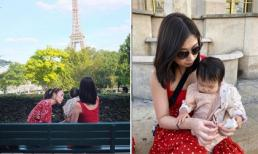 Đi du lịch cùng nhau, Tăng Thanh Hà đã làm một điều khiến chị chồng phải lên tiếng cảm ơn