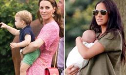 Meghan Markle thẳng thừng mắng mỏ chị dâu không biết cách làm mẹ khiến Công nương Kate 'ngậm ngùi' ôm hận?