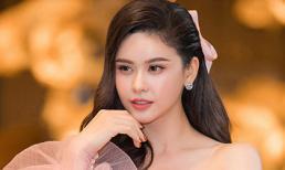 Diện đầm hồng xinh như công chúa, Trương Quỳnh Anh vẫn quyến rũ không cưỡng nổi