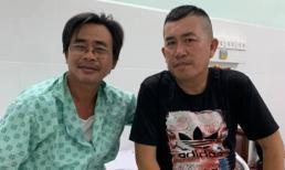 Sức khỏe hiện tại của nghệ sĩ Chánh Thuận sau khi bị tai biến mạch máu não