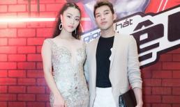 NTK Trần Nam Khánh tham dự chung kết Giọng Hát Việt 2019 chúc mừng Á quân Layla